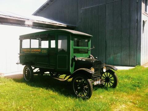 1922 Ford Model T Delivery Truck zu verkaufen