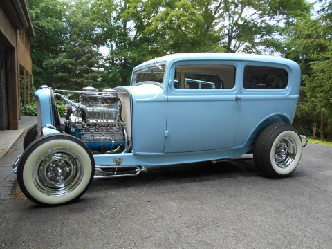 1932 Ford 2-door Sedan zu verkaufen
