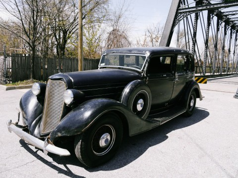 1935 Lincoln K zu verkaufen
