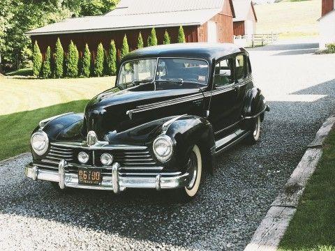 1947 Hudson Commodore zu verkaufen