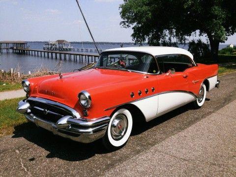1955 Buick Century Riviera zu verkaufen
