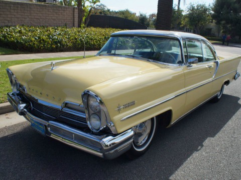 1957 Lincoln Premiere Hardtop Coupe zu verkaufen