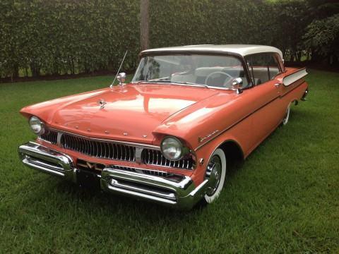 1957 Mercury Turnpike Cruiser zu verkaufen