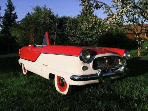 1958 Nash Metropolitan zu verkaufen