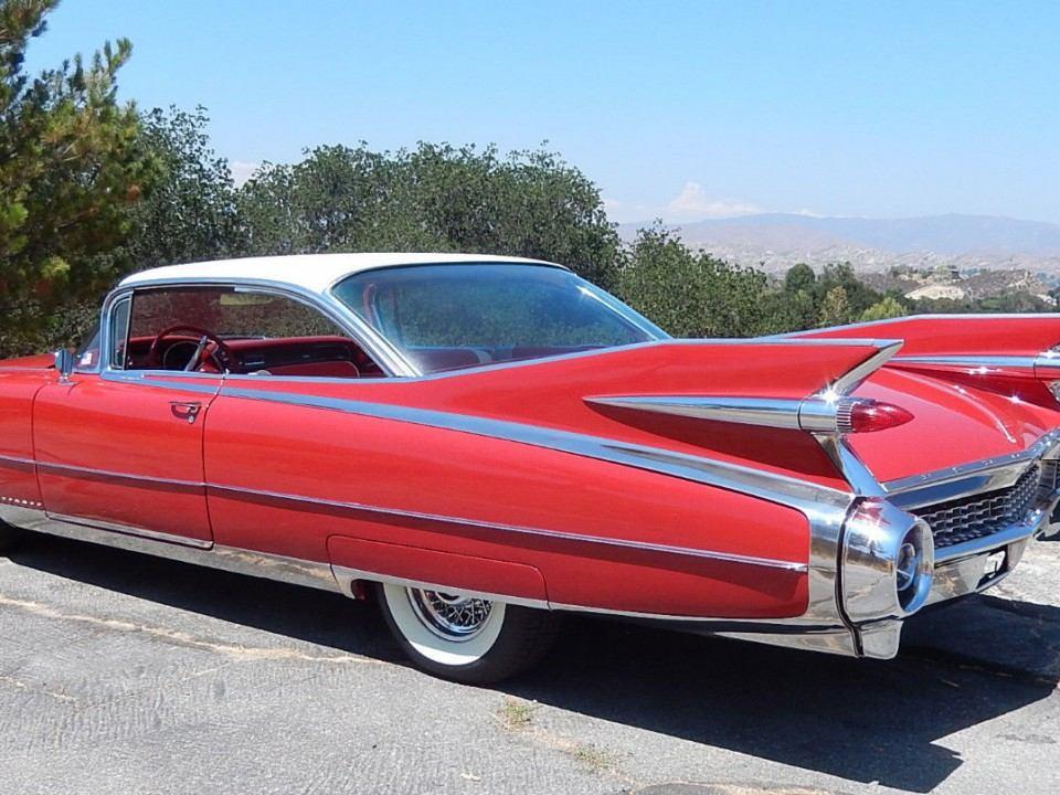 1959 Cadillac Eldorado Seville Zu Verkaufen