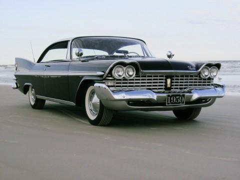 1959 Plymouth Sport Fury zu verkaufen