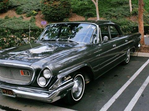 1962 Chrysler Newport zu verkaufen