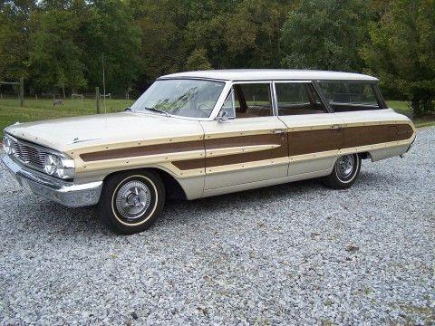 1964 Ford Galaxie 500 Country Squire zu verkaufen