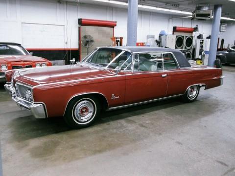 1964 Imperial Crown Coupe zu verkaufen
