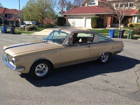 1965 Plymouth Barracuda zu verkaufen