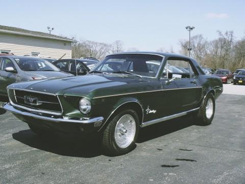 1968 Ford Mustang zu verkaufen