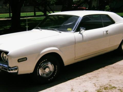 1968 Mercury Comet Sports Coupe zu verkaufen