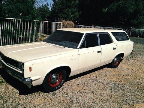 1969 AMC Rebel SST zu verkaufen