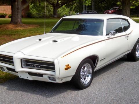 1969 Pontiac GTO Judge zu verkaufen