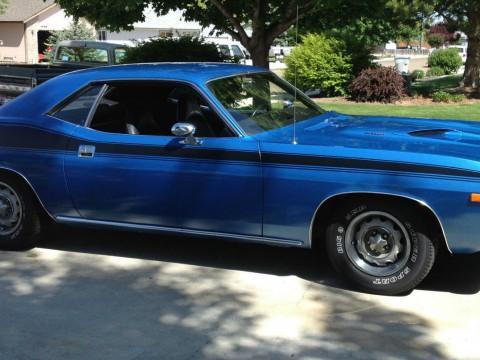 1973 Plymouth 'Cuda zu verkaufen