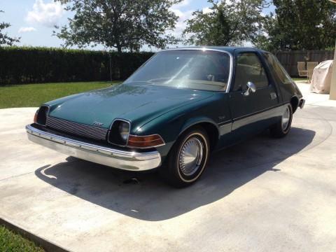 1976 AMC Pacer zu verkaufen