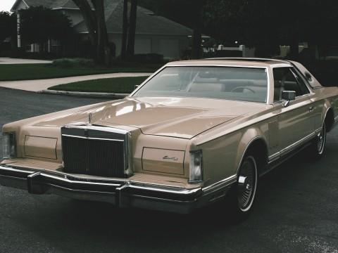 1979 Lincoln Mark V Cartier Coupe zu verkaufen