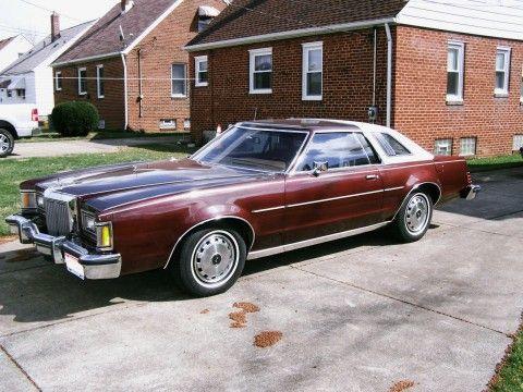 1979 Mercury Cougar XR7 zu verkaufen