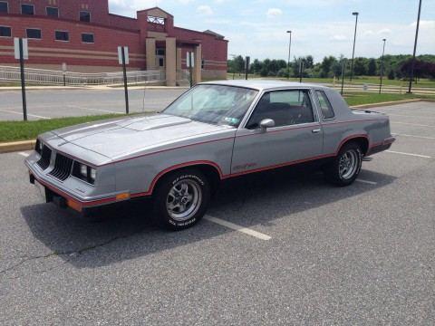 1984 Oldsmobile Cutlass zu verkaufen