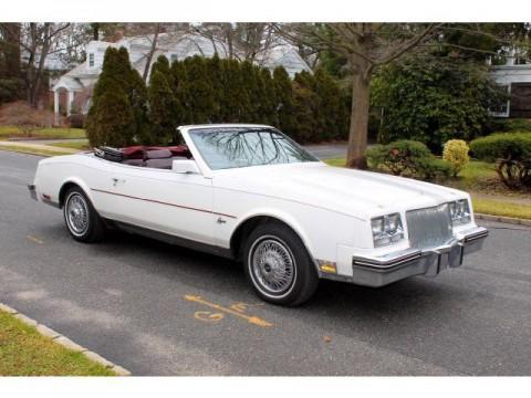1985 Buick Riviera 2dr Coupe Convertible zu verkaufen