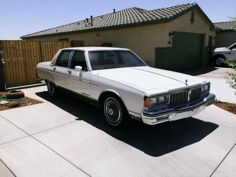 1985 Pontiac Parisienne Brougham zu verkaufen