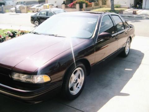1995 Chevrolet Impala SS zu verkaufen