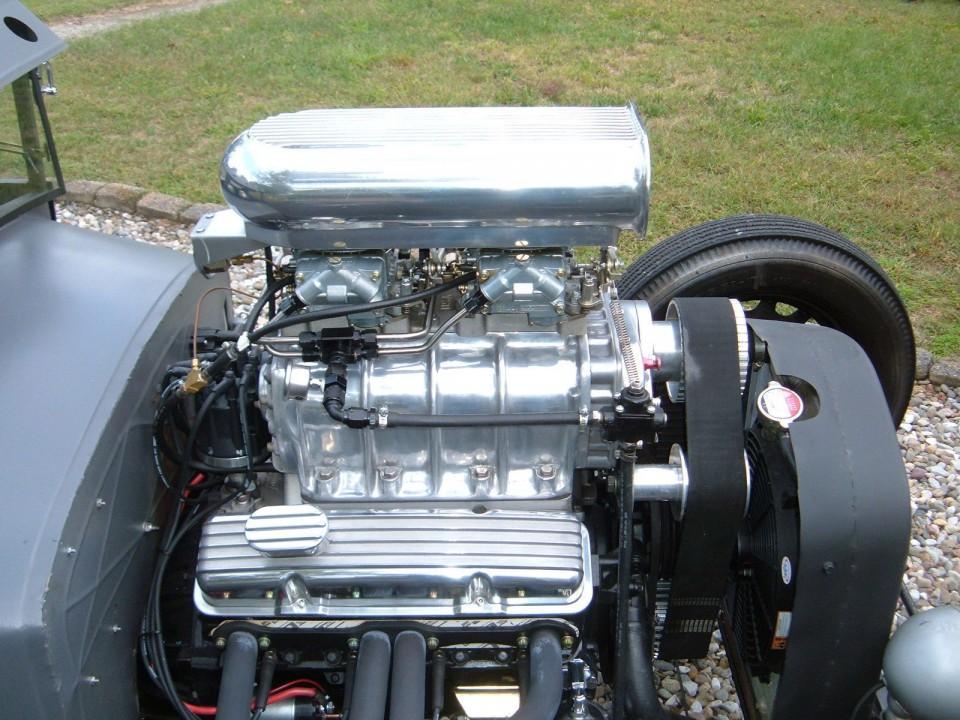 1929 Chevrolet Pickup Hot Rod