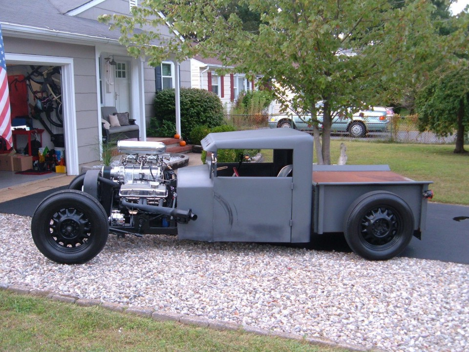 1929 chevrolet pickup hot rod zu verkaufen. Black Bedroom Furniture Sets. Home Design Ideas
