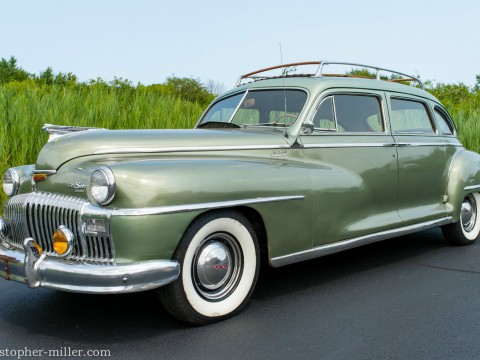 1948 DeSoto Suburban zu verkaufen