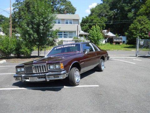 1978 Pontiac Bonneville zu verkaufen