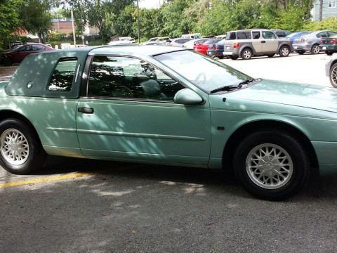 1994 Mercury Cougar XR-7 Bostonian Edition zu verkaufen