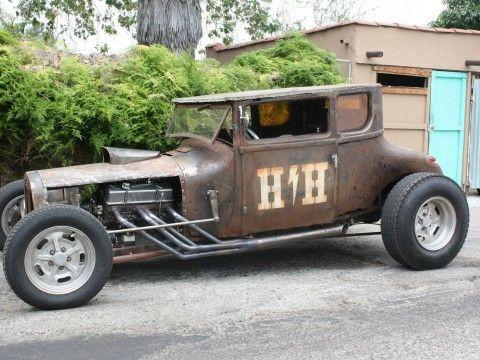 1927 Ford 5 Window Coupe zu verkaufen