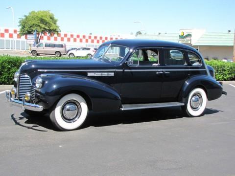 1940 Buick Limited Model 81 zu verkaufen