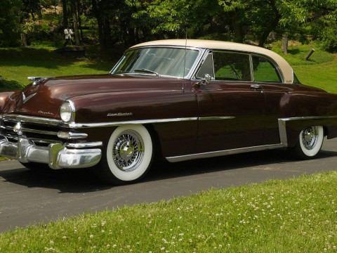 1953 Chrysler Newport zu verkaufen