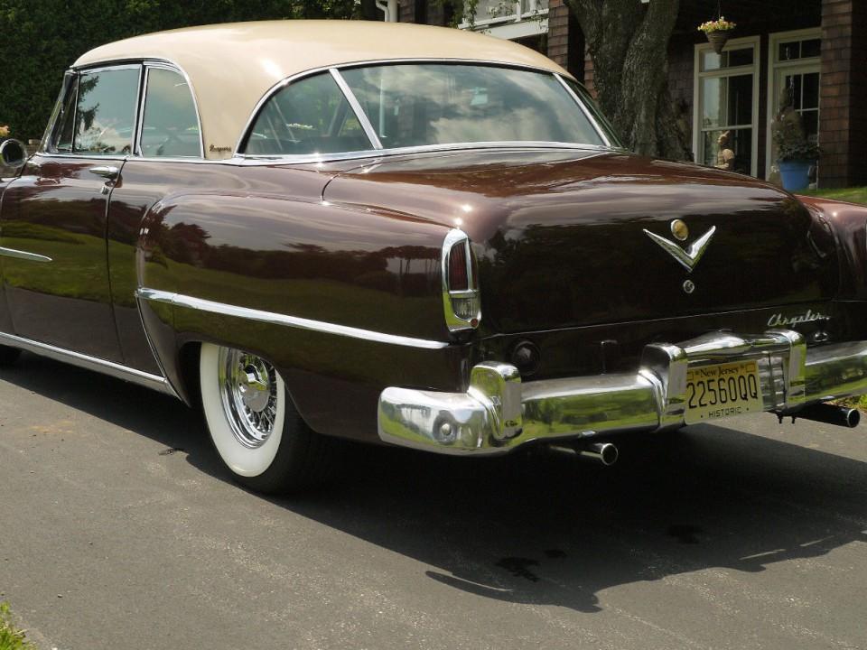 1953 Chrysler Newport