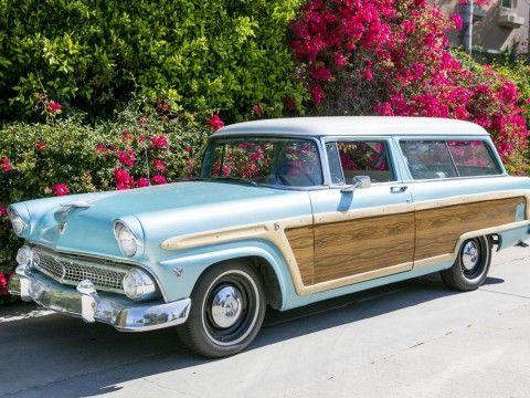 1955 Ford Woody Wagon zu verkaufen