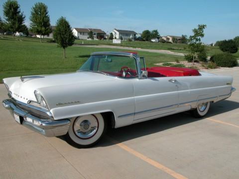 1956 Lincoln Premiere Convertible zu verkaufen