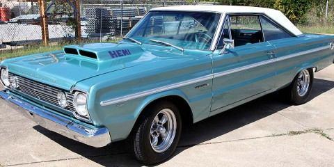 1966 Plymouth Belvedere zu verkaufen