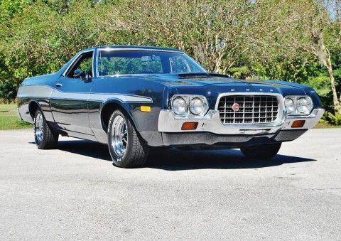 1972 Ford Ranchero GT zu verkaufen