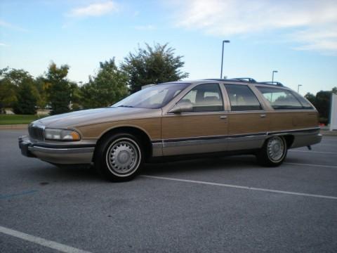 1995 Buick Roadmaster Estate Wagon zu verkaufen