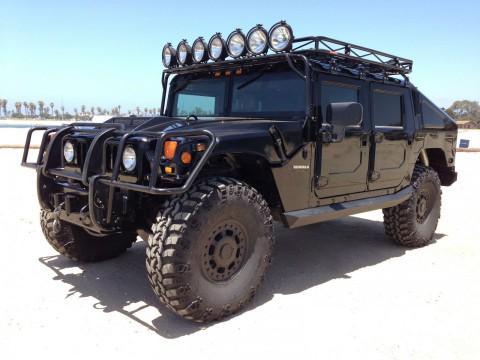 2000 Hummer H1 zu verkaufen