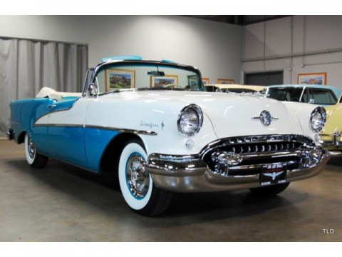 1955 Oldsmobile Starfire Convertible zu verkaufen