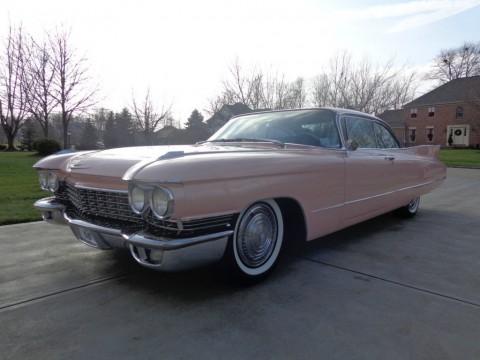 1960 Cadillac Coupe DeVille zu verkaufen