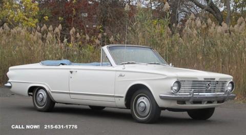 1964 Plymouth Valiant Convertible zu verkaufen