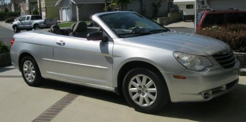 2008 Chrysler Sebring LX Convertible zu verkaufen