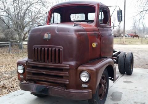 1950 International Harvester COE Deluxe zu verkaufen