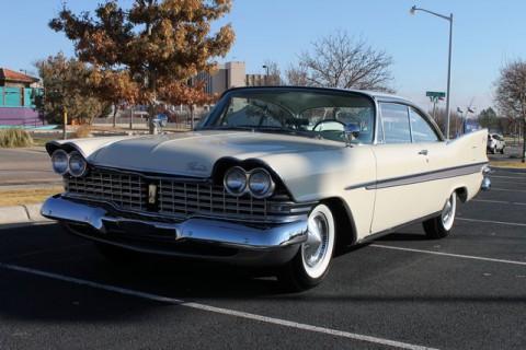 1959 Plymouth Belvedere zu verkaufen