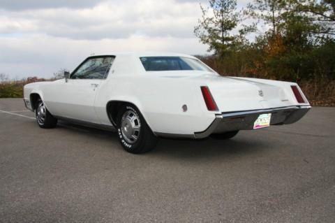 1968 Cadillac Eldorado zu verkaufen