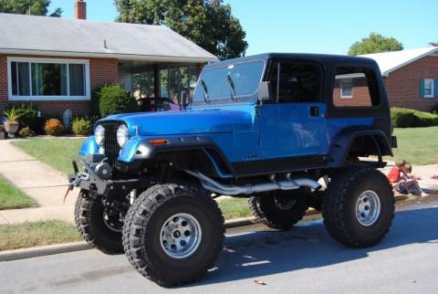 1984 Jeep CJ7 zu verkaufen