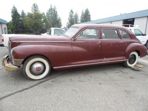 1947 Packard Limousine zu verkaufen